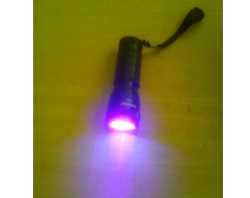 Fluorescent Led Torch - 14 Leds